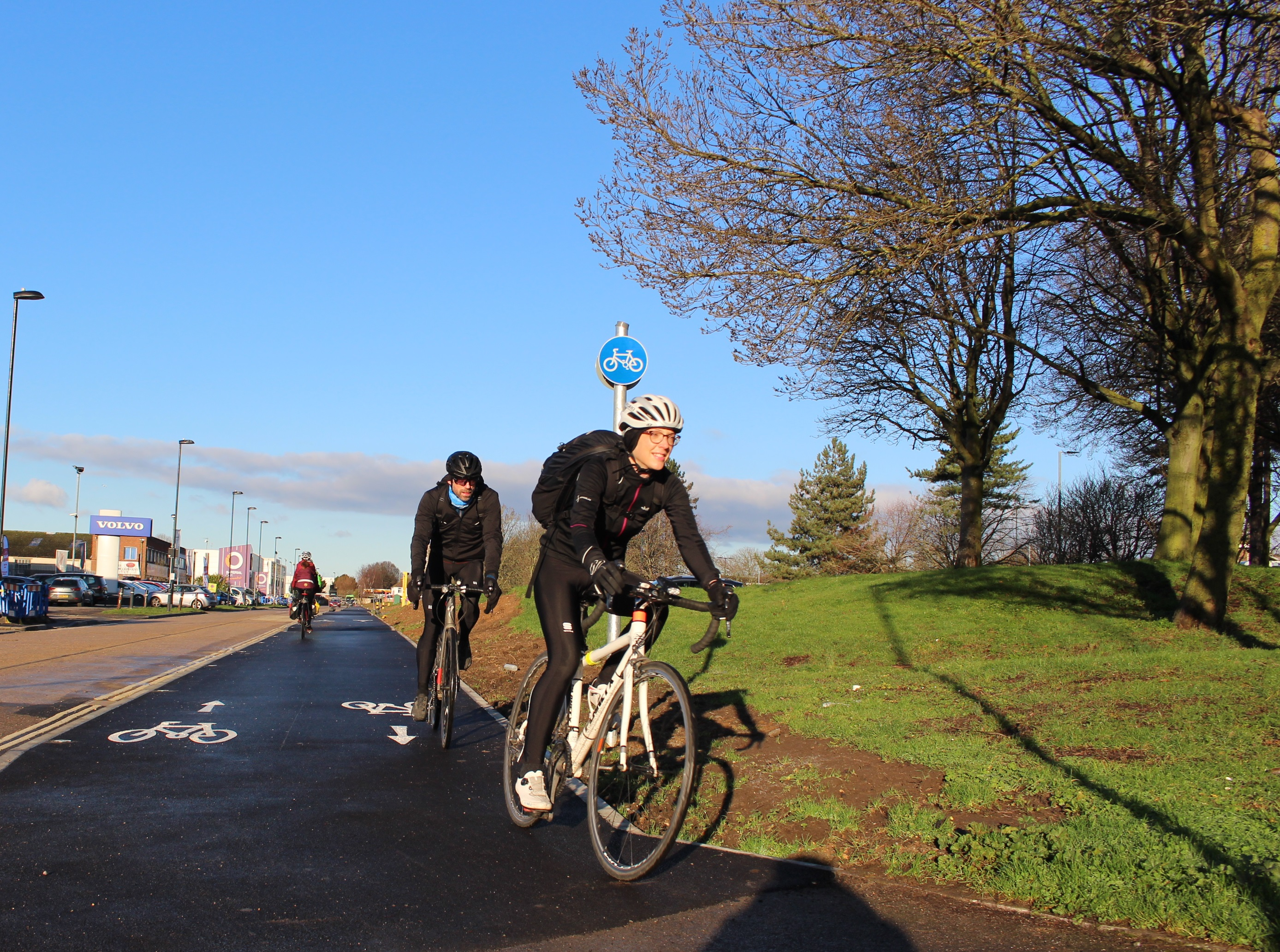 Southampton Cycleway Users